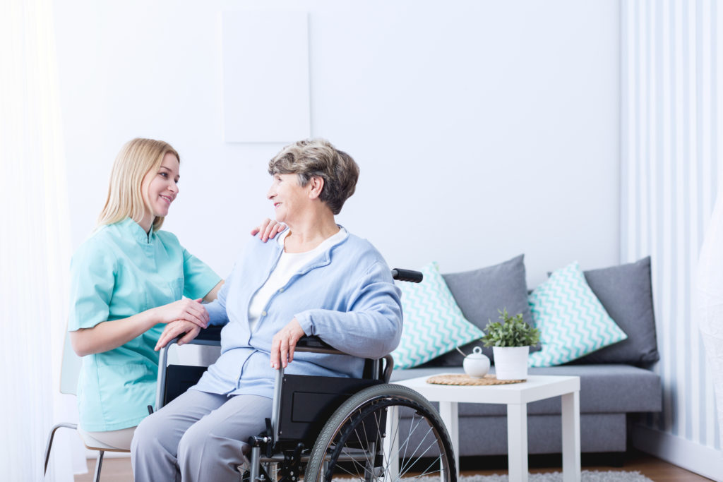 Who is this person caring for my parent?: How to spot a good caregiver.