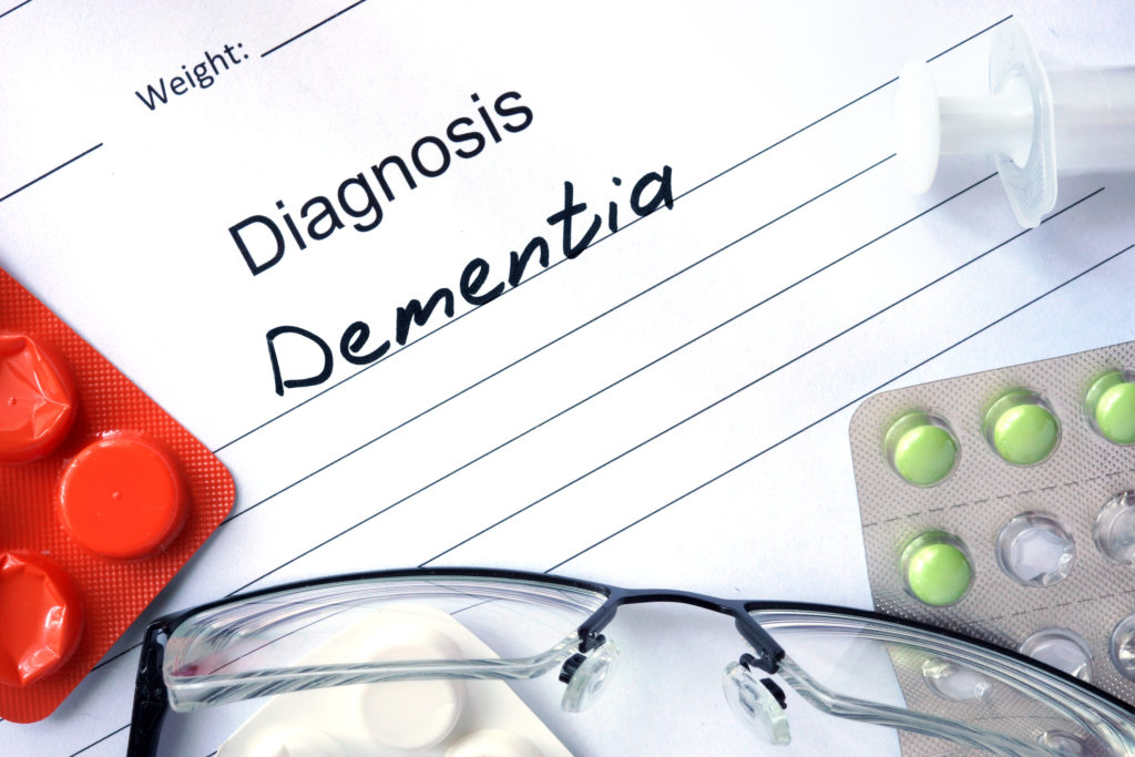 Dementia and Behaviors: To Medicate or Not To Medicate?